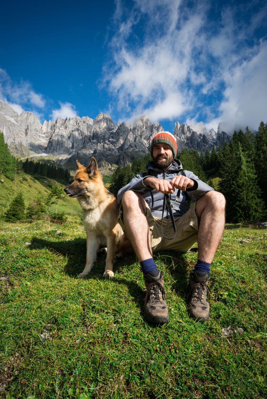 Wohin mit dem Schäferhund im Urlaub?